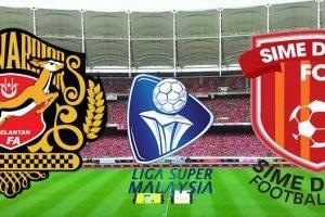 Live-streaming-keputusan-Kelantan-vs-Sime-Darby-25.7.2015