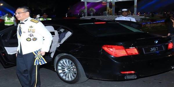 Hamid Bador Kisah Di Sebalik Pelantikan Sebagai Ketua Polis Negara Sarawakvoice Com