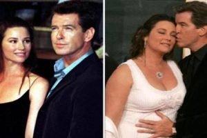 Pierce Brosnan menerima seadanya isteri walaupun gemuk.jpg
