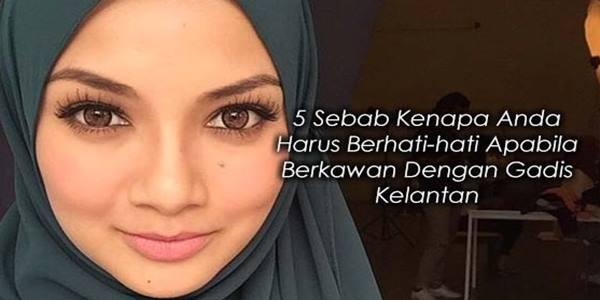 Gambar Gadis Kelantan