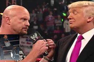 Donald Trump Dibelasah Teruk Oleh Stone Cold Steve Austin