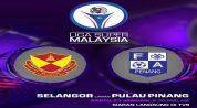 Selangor vs Pulau Pinang