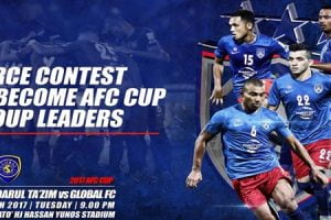 Live Streaming Keputusan JDT vs Global FC 14.3.2017 AFC