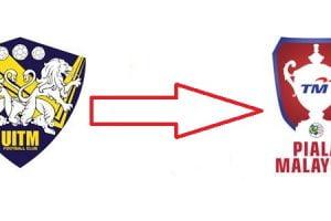 UiTM FC Layak ke Pusingan Piala Malaysia