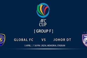 JDT vs Global FC