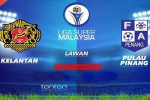 Keputusan Kelantan vs Pulau Pinang