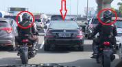 polis pengiring presiden indonesia