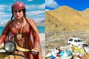 3 idiots Memusnahkan Keindahan Ladakh