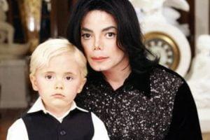 Gambar Anak Lelaki Michael Jackson