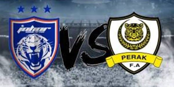 Keputusan JDT vs Perak