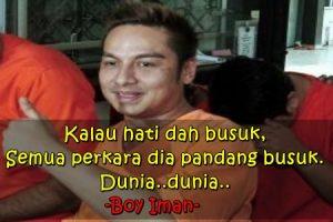 boy iman
