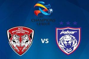 JDT vs Muangthong United