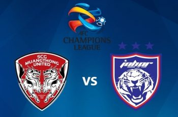 JDT vs Muangthong United