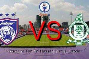JDT vs Melaka United 2