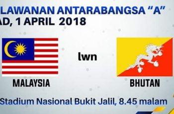Malaysia vs Bhutan
