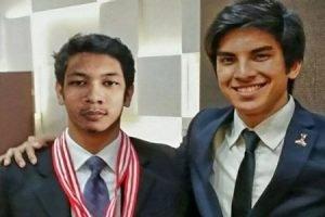Pesanan Amran Fans kepada Syed Saddiq