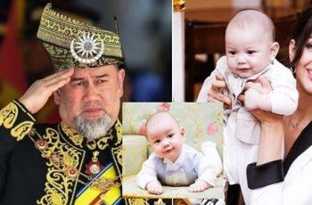 Anak Sultan Muhammad V