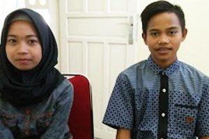 remaja kahwin muda