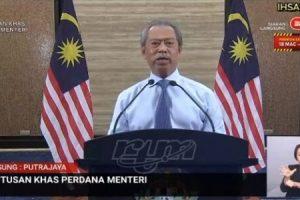 perutusan khas perdana menteri